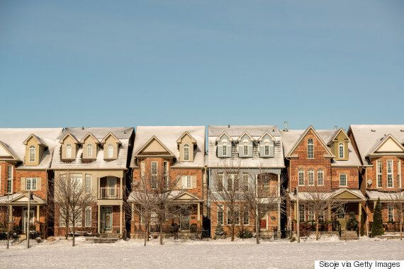 Toronto Real Estate Hits Record High As Prices