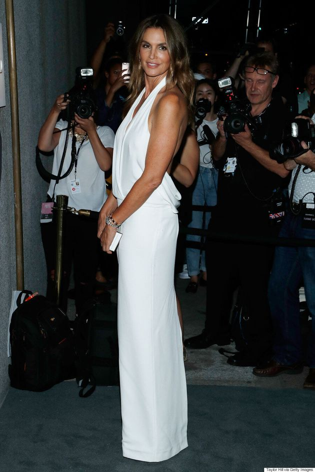 Best Dressed Of The Week: Katie Holmes, Cindy Crawford, Rihanna And