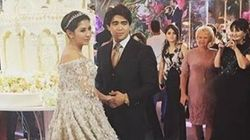 Russian Oil Tycoon's Daughter Marries In A $860,000 Wedding
