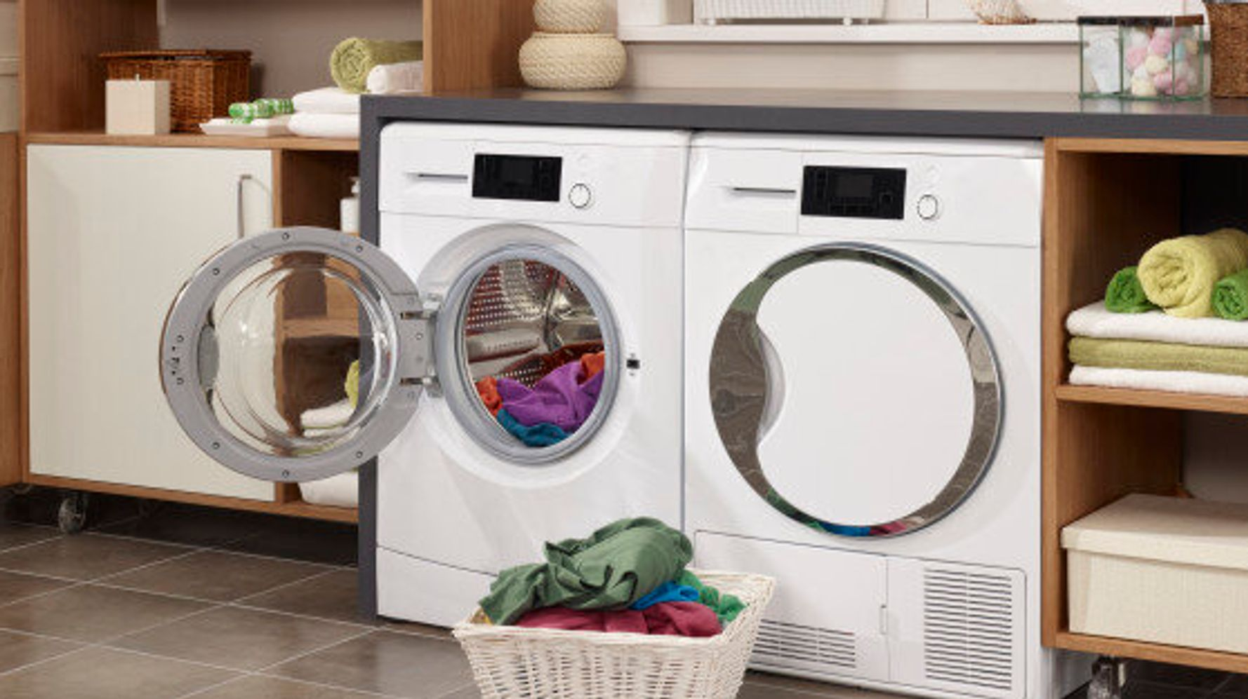 Laundry Room Storage Ideas 15 Ways To Keep Clutter At Bay Huffpost Canada Life