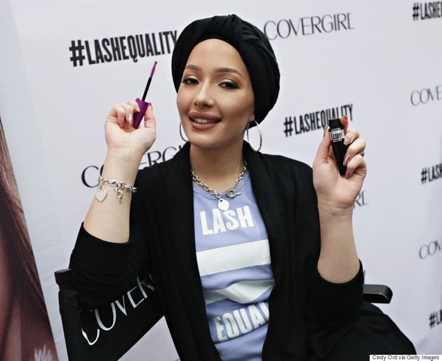 Muslim Beauty Blogger Nura Afia Named Newest CoverGirl