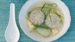 Wonton Soup -- Just Like Ma-Ma Used To