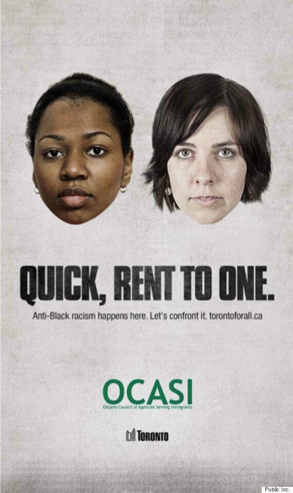Racism Is Definitely A Thing In Canada. This New Campaign Proves