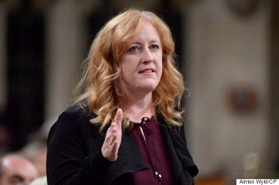 Lisa Raitt Officially Joins Conservative Leadership