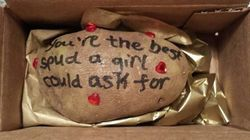 Greeting Cards Are Boring. Send A Potato