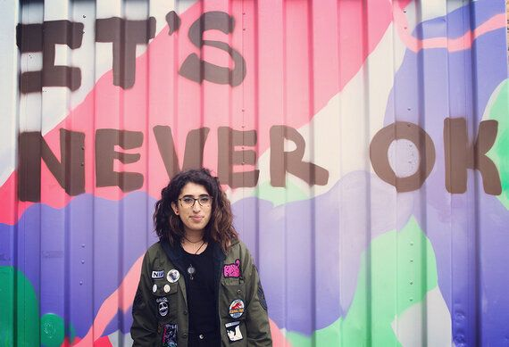 Hana Shafi, Illustrator: Sexual Violence On Campus Is A Highly Stigmatized