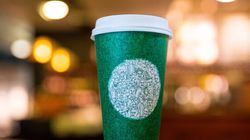 Starbucks Launches New Green Cup, Confuses