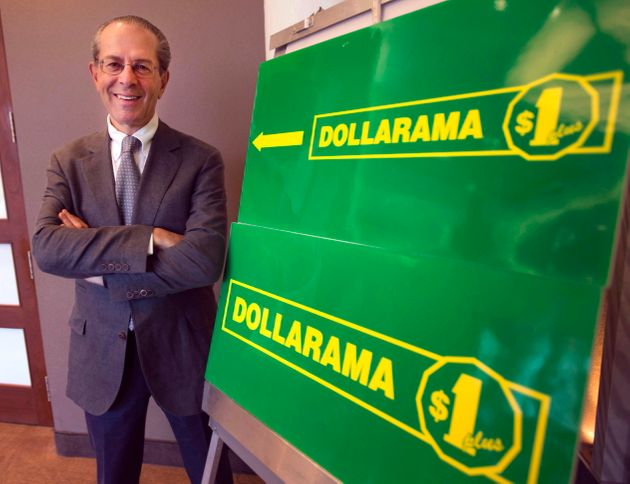 Dollarama CEO Larry Rossy Hands Reins Of Company To Son