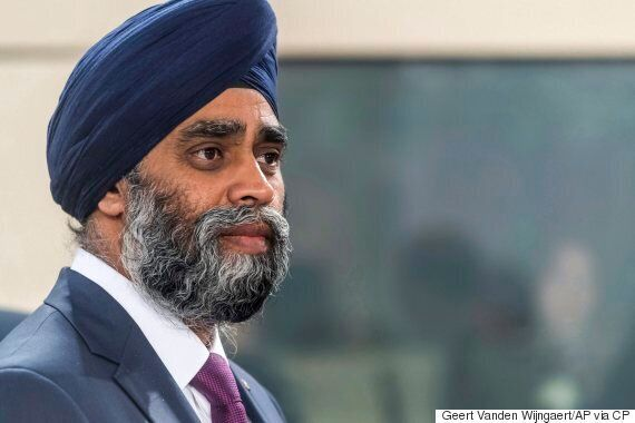 Harjit Sajjan Visits Mali As Liberals Mull Peacekeeping