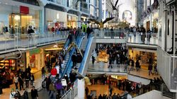 Canada's Shopping Malls May Be An Endangered