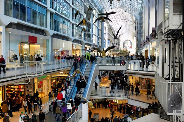 Retail Forecast Has Bad News For Canadian Shopping