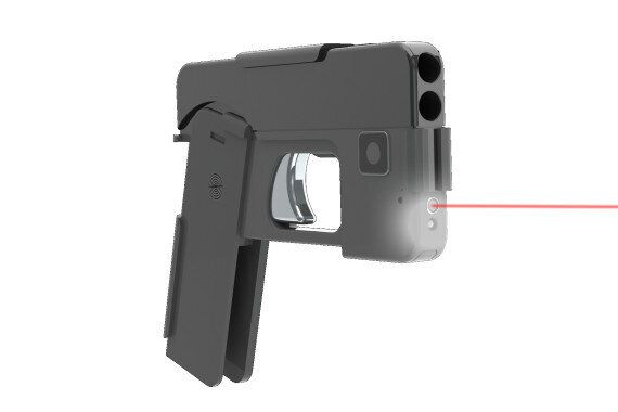 This 'Cell Phone Gun' Is Cheaper Than An Actual
