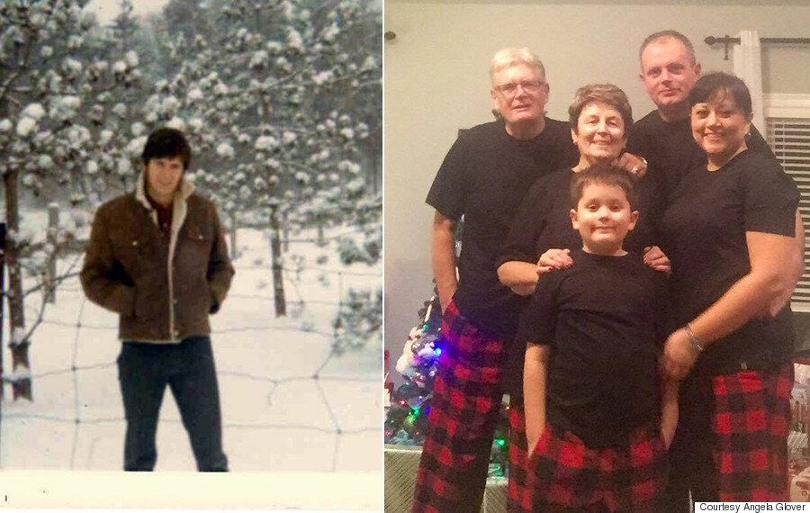 Canadian Immigrants And Their Children Share Their Family