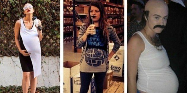 Pregnant Halloween Costumes: 25 Ideas To Dress Your