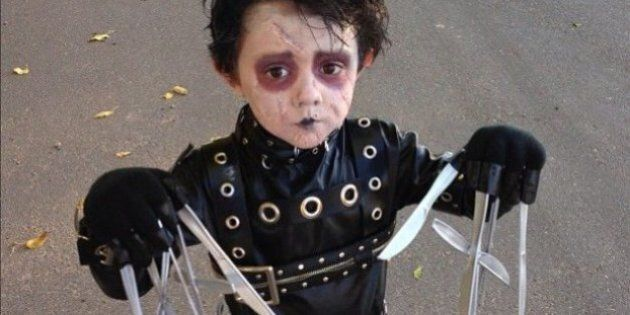 DIY Halloween Costumes: 35 Parents Who Nailed