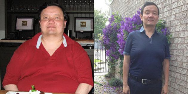 Weight Lost: A Health Scare Inspired This Man To Lose 110
