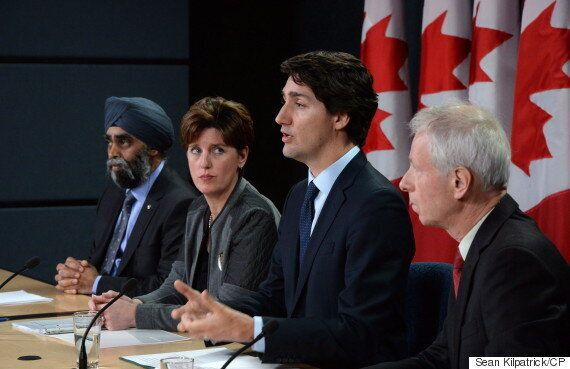 Liberals Won't Hold Vote On Peacekeeping Missions: