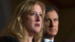 Lisa Raitt Weighs In On 'Canadian Values'