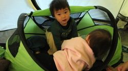 How To Camp With A Baby Or Toddler (Relatively)