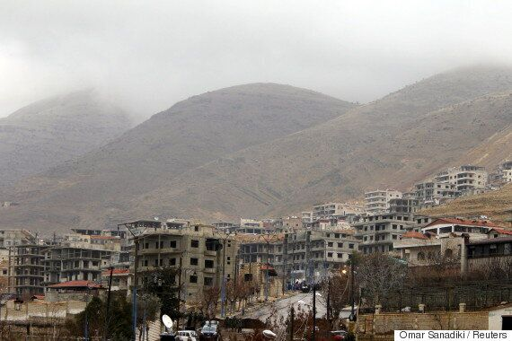 Child Suicide Attempts Have Increased In Syrian Town Of Madaya: