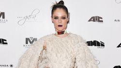 Coco Rocha Just Kicked Off TIFF In The Prettiest Way