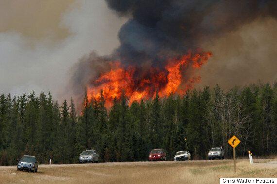 Alberta Wildfire Leaves $1B Dent In Oilsands Spending