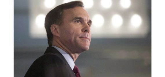 Federal Budget 2016: Paid Advertising Won't Be Used To Promote Plan, Morneau