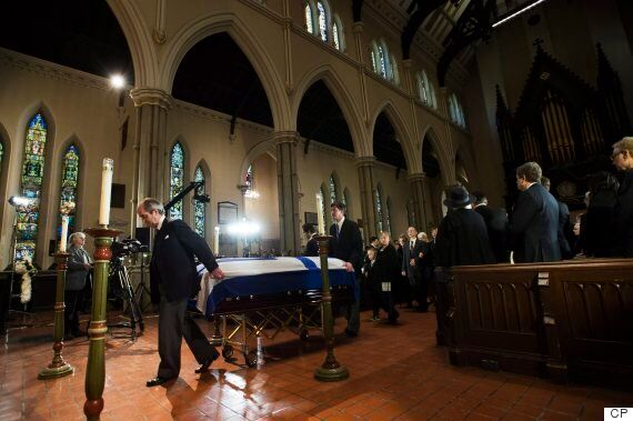 Rob Ford Funeral: Toronto Says Goodbye To Former