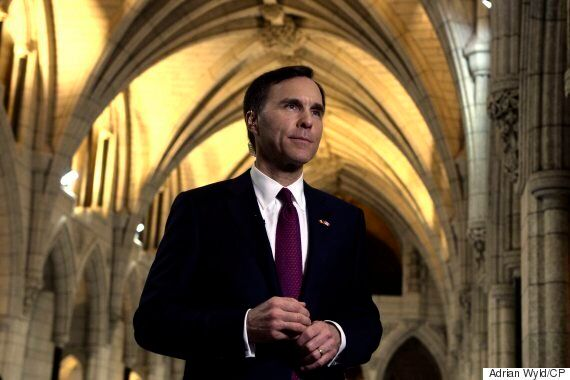 Liberal Budget 2016: Morneau Advised To Fight Less, Spend More On First