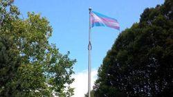 Vancouver City Hall Raises Transgender Pride Flag For 1st