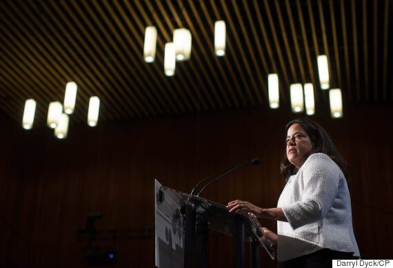 Wilson-Raybould: UN Indigenous Rights Declaration Can't Be Adopted 'Word For