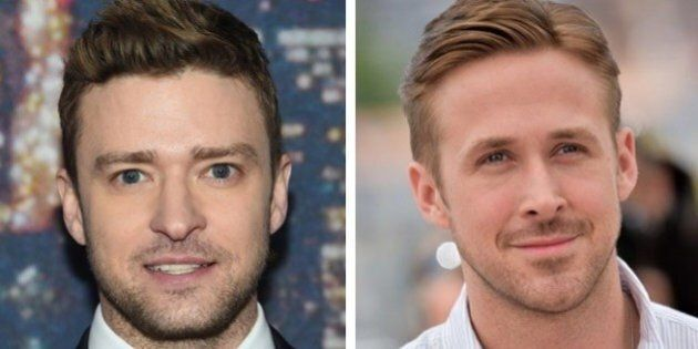 Justin Timberlake And Ryan Gosling Are Adorable In Throwback