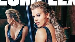 Khloe Kardashian's Complex Cover Leaves Little To The