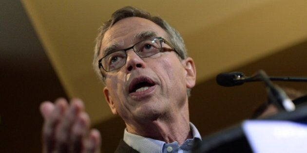 Joe Oliver 'Overstepped' With Comments On Bank Of Canada Policy: