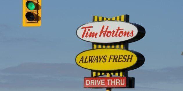 Tim Hortons Owner Restaurant Brands International Raises Dividend On Stronger