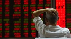 Chinese Stocks Tumble