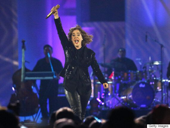 Pitbull And Serena Ryder Bring Their A-Game To Pan Am Games Closing