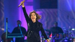 Serena Ryder And Pitbull Bring Their A-Game To Pan Am