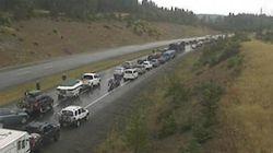 Multi-Vehicle Crash Closes Coquihalla