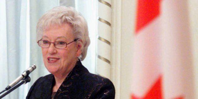 Flora MacDonald, Former Conservative Cabinet Minister, Dies At