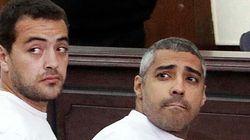 Mohamed Fahmy Braces For