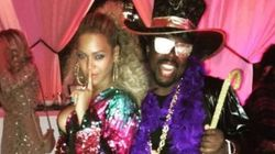 Hold Up, Beyoncé Just Had The Best Birthday Party Of All