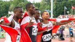 Canada Loses Gold After Men's Relay Team