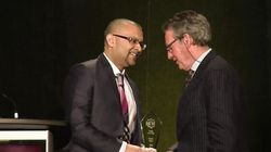 Lawyer Dennis Edney Receives The Max Gala/KSM Law Friend Of The Muslim Community