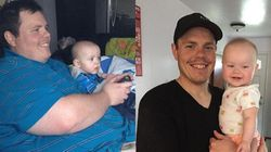 This Winnipeg Man Lost Over 200 Pounds For The Sake Of His