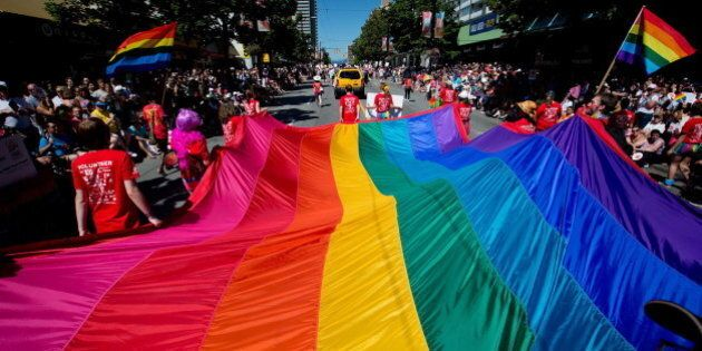 I'm Proud Of The Vancouver Pride Society For Demanding Something More Meaningful For
