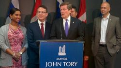 Tory Satisfied After Meeting With NDP