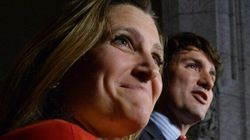 Freeland 'Quite Proud' Trudeau Is Called 'Little Potato' In