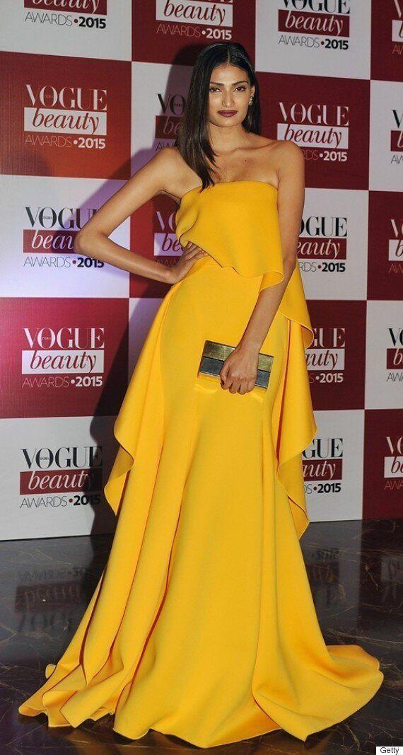 Anushka Sharma, Rani Mukerji, And More Stun At 2015 Vogue India Beauty
