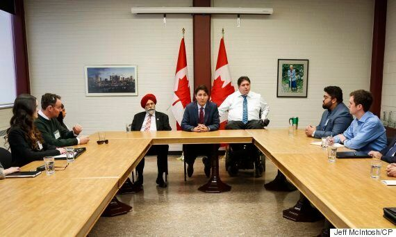 Justin Trudeau Says Those Left Out Of EI Changes Should Feel